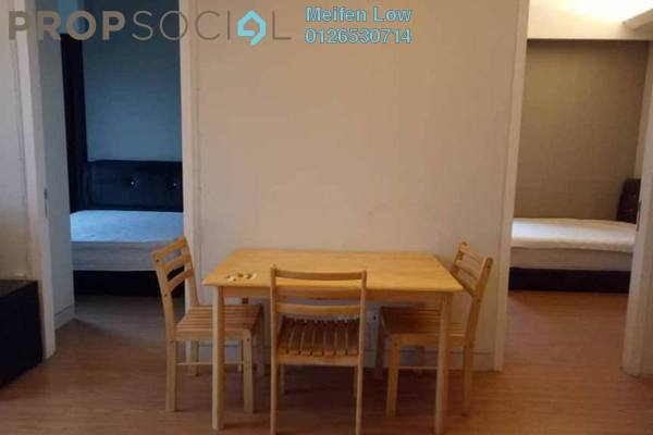 For Rent Condominium at Swiss Garden Residences, Pudu Freehold Fully Furnished 2R/2B 3.2k