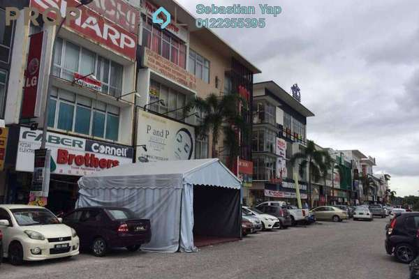 For Rent Shop at C180, Cheras South Freehold Unfurnished 0R/0B 7.5k