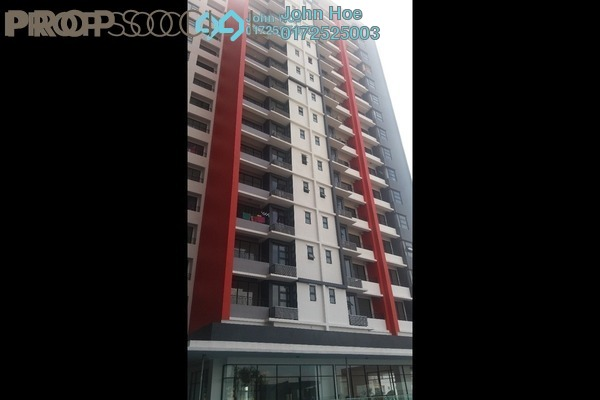 For Sale Condominium at D'Aman Residences, Puchong Leasehold Unfurnished 3R/2B 450k