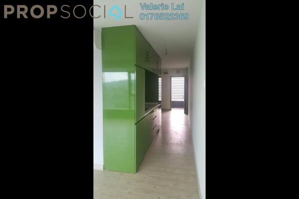 For Rent Duplex at Empire City, Damansara Perdana Freehold Semi Furnished 1R/1B 1.1k