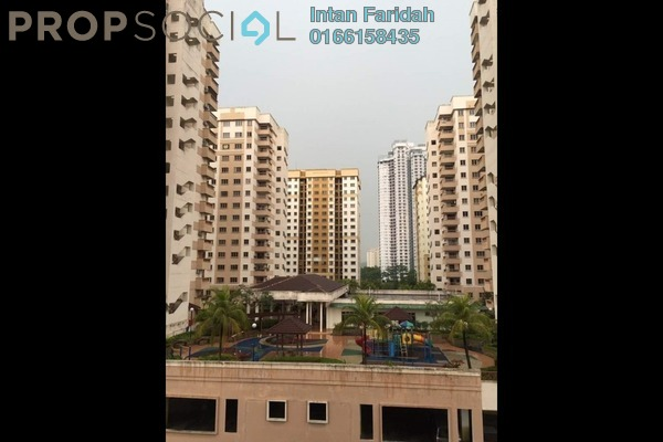 For Sale Condominium at Pelangi Damansara, Bandar Utama Freehold Unfurnished 3R/2B 430k