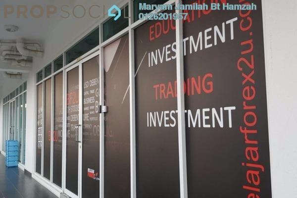 For Rent Shop at Ostia Bangi Business Avenue, Bandar Baru Bangi Freehold Semi Furnished 0R/0B 2.8k