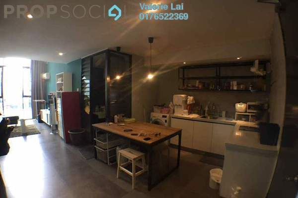 For Rent Duplex at Empire Damansara, Damansara Perdana Freehold Fully Furnished 1R/2B 1.8k