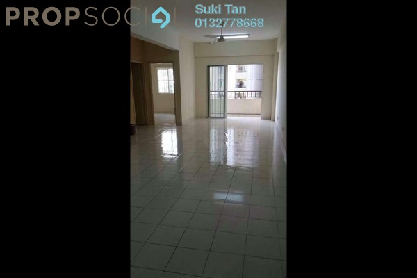 For Rent Apartment at Vista Mutiara, Kepong Freehold Semi Furnished 2R/2B 1.3k