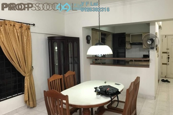 For Rent Condominium at Abadi Villa, Taman Desa Freehold Fully Furnished 3R/2B 2k