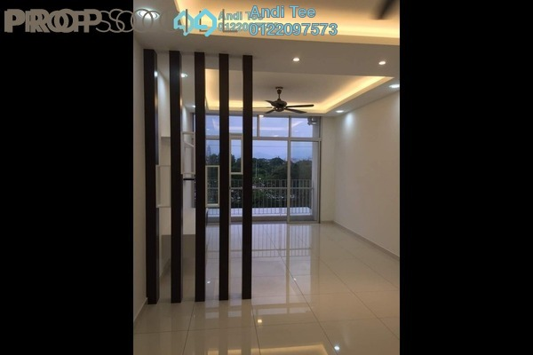 For Rent Condominium at Midfields 2, Sungai Besi Freehold Semi Furnished 3R/2B 2.3k