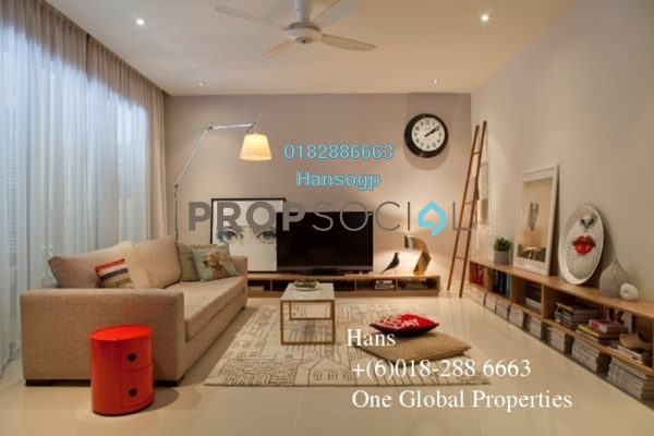 For Sale Condominium at Ameera Residences, Petaling Jaya Freehold Fully Furnished 3R/2B 1.16m