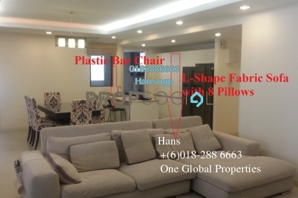 For Sale Condominium at Ameera Residences, Petaling Jaya Freehold Semi Furnished 3R/2B 929k