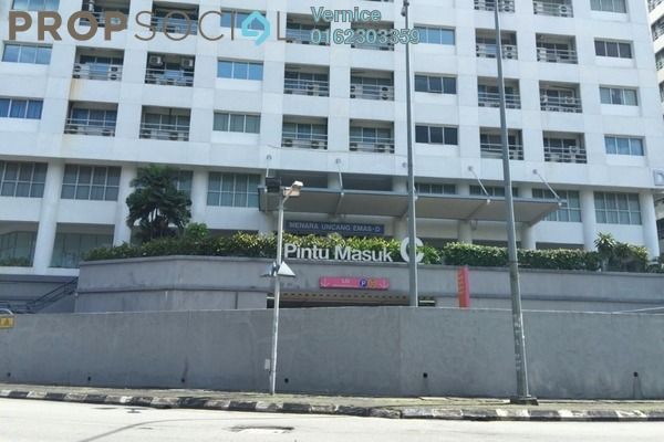 For Rent Office at Viva Home, Cheras Freehold Semi Furnished 0R/0B 3k