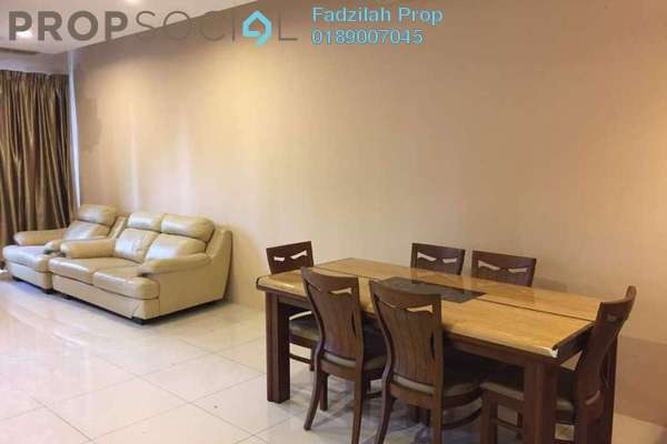 For Sale Condominium at Kiara 1888, Mont Kiara Freehold Fully Furnished 3R/3B 950k