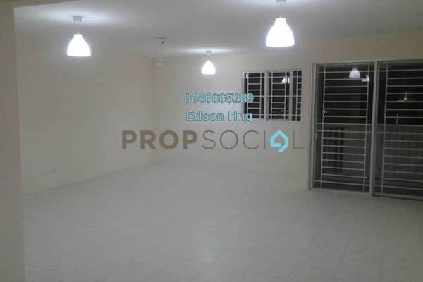 For Sale Condominium at Platinum Lake PV13, Setapak Freehold Semi Furnished 4R/2B 500k