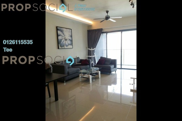 For Rent Condominium at A'Marine, Bandar Sunway Freehold Semi Furnished 3R/3B 2.8k