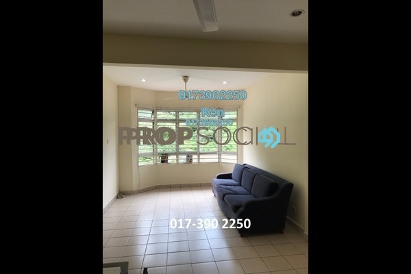 For Rent Condominium at D'Rimba, Kota Damansara Freehold Semi Furnished 3R/2B 1.6k