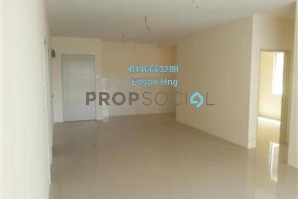 For Sale Condominium at Platinum Lake PV15, Setapak Freehold Semi Furnished 4R/2B 550k