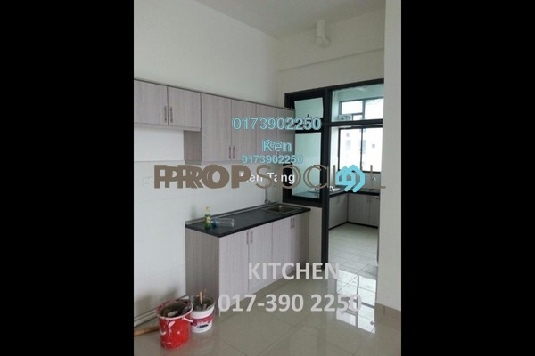 For Sale Condominium at USJ One Park, UEP Subang Jaya Freehold Semi Furnished 4R/3B 570k