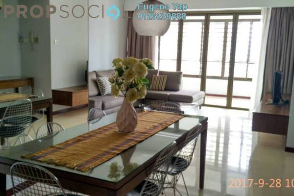 For Rent Condominium at i-Zen Kiara II, Mont Kiara Freehold Fully Furnished 3R/3B 5.3k