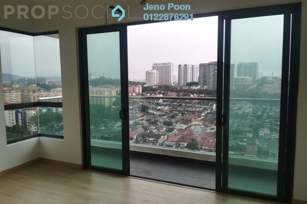 For Sale Condominium at KL Palace Court, Kuchai Lama Freehold Semi Furnished 3R/2B 660k