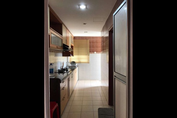For Rent Apartment at Delima Intan Apartment, Juru Freehold Fully Furnished 3R/2B 1k
