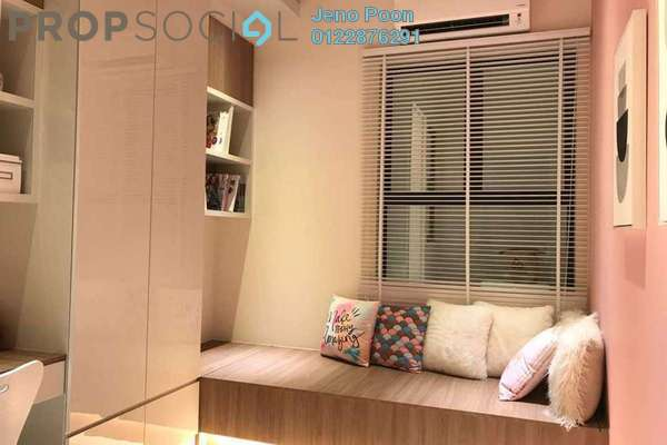 For Sale Condominium at Brem Park, Kuchai Lama Freehold Semi Furnished 1R/1B 370k