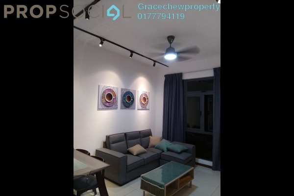For Rent Apartment at Bayu Puteri 2, Johor Bahru Freehold Fully Furnished 3R/2B 2.2k
