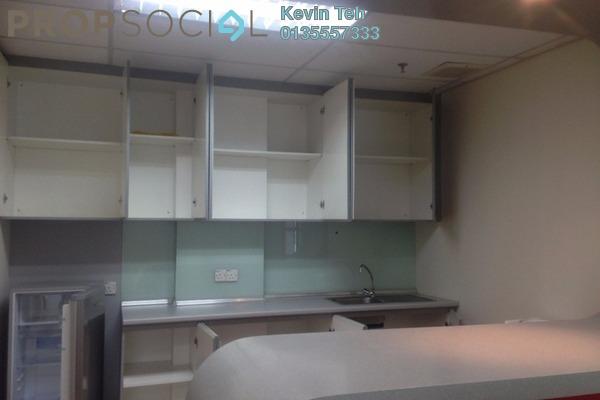 For Rent Office at Solaris Dutamas, Dutamas Freehold Fully Furnished 0R/0B 5k