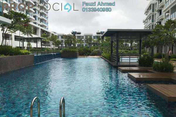 For Sale Apartment at Putra 1 Apartment, Bandar Seri Putra Freehold Unfurnished 3R/2B 410k