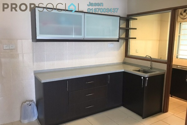 For Rent Condominium at Platinum Lake PV10, Setapak Freehold Semi Furnished 4R/2B 1.9k