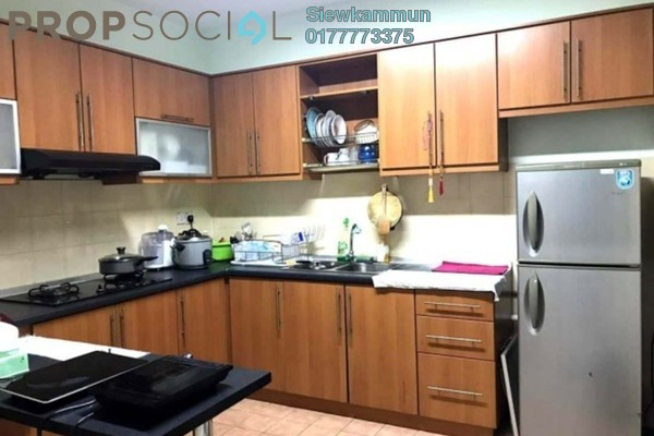 For Rent Condominium at Palm Spring, Kota Damansara Freehold Fully Furnished 3R/2B 1.4k