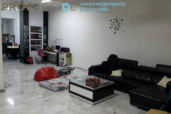 For Sale Terrace at IOI Boulevard, Bandar Puchong Jaya Freehold Semi Furnished 4R/3B 980k