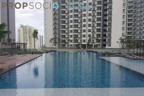 For Rent Condominium at Tropicana Bay Residences, Bayan Indah Freehold Fully Furnished 1R/1B 1.5k