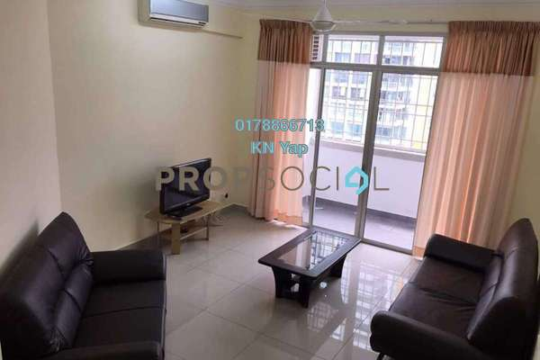 For Rent Condominium at Bukit OUG Condominium, Bukit Jalil Freehold Fully Furnished 3R/2B 1.6k