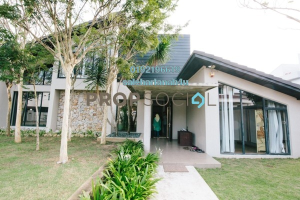 For Sale Bungalow at Pelindung Heights, Kuantan Freehold Fully Furnished 6R/6B 1.5m