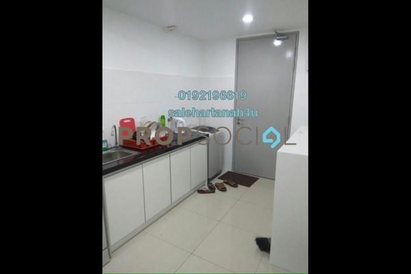For Sale Condominium at The Domain, Cyberjaya Freehold Fully Furnished 2R/1B 275k