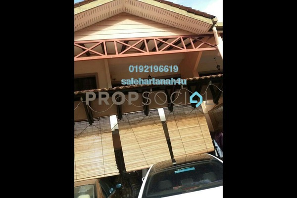 For Sale Terrace at Taman Andaman Ukay, Ukay Freehold Semi Furnished 5R/3B 997k