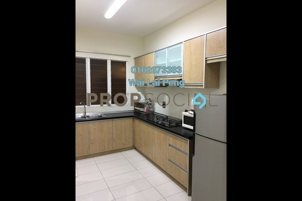 For Rent Condominium at Titiwangsa Sentral, Titiwangsa Freehold Semi Furnished 3R/2B 2.4k