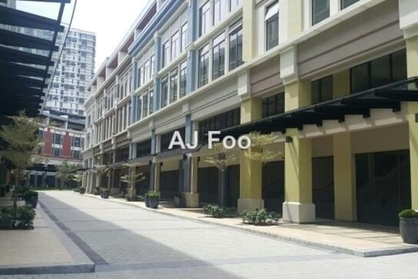 For Rent Shop at Plaza Arcadia, Desa ParkCity Freehold Unfurnished 0R/0B 9.3k