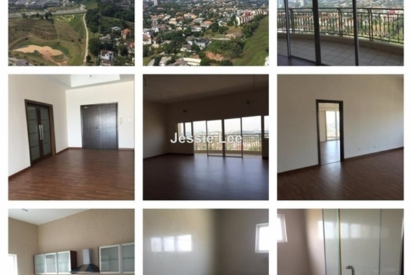 For Sale Condominium at Waldorf Tower, Sri Hartamas Freehold Semi Furnished 5R/4B 2.3m