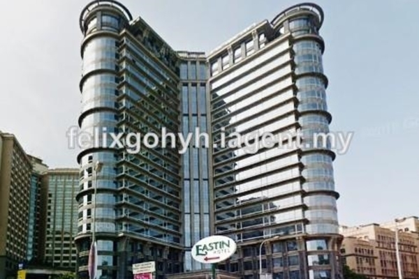 For Rent Office at CP Tower, Petaling Jaya Leasehold Unfurnished 0R/0B 15k