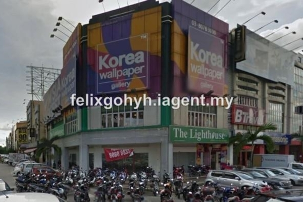 For Rent Shop at The Verva, Bandar Puchong Jaya Leasehold Unfurnished 0R/0B 6.9k