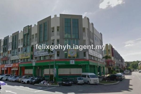 For Rent Shop at Puteri 2, Bandar Puteri Puchong Freehold Unfurnished 0R/0B 4k