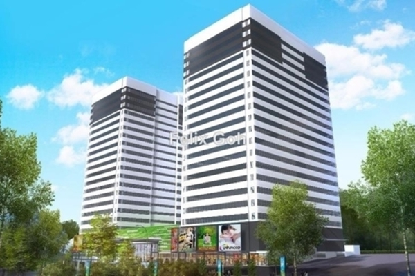 For Rent Office at Faber Tower, Taman Desa  Unfurnished 0R/0B 3.68k