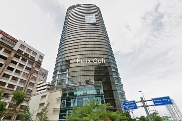For Rent Office at The Gardens, Mid Valley City Freehold Unfurnished 0R/0B 4.84k