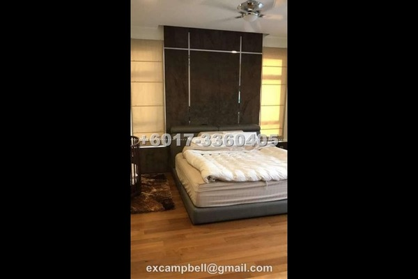 For Sale Semi-Detached at Laman Rimbunan, Kepong Leasehold Semi Furnished 5R/5B 2.6m