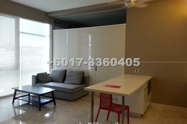 For Rent Serviced Residence at The Signature, Sri Hartamas Freehold Fully Furnished 2R/2B 3.8k