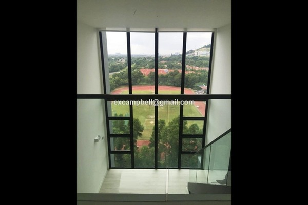 For Rent Serviced Residence at One City, UEP Subang Jaya Freehold Semi Furnished 1R/1B 1.3k