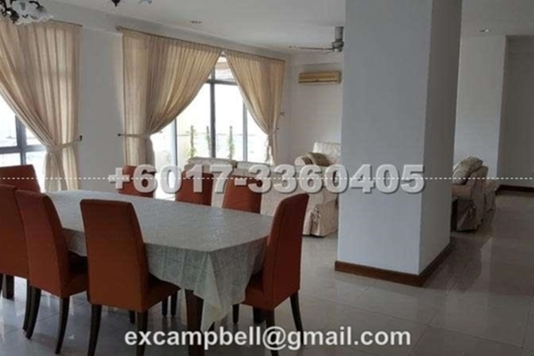 For Rent Condominium at Sri Langit, Seputeh Freehold Semi Furnished 3R/4B 6.5k