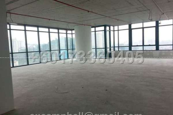 For Rent Office at Menara MBMR, Mid Valley City Freehold Unfurnished 0R/2B 4.05k