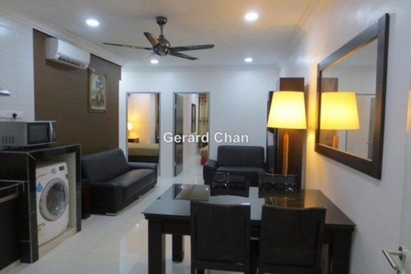 For Rent Serviced Residence at Da Men, UEP Subang Jaya Freehold Fully Furnished 2R/1B 2.5k