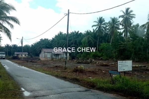 For Sale Land at Kampung Changi, Pengerang  Unfurnished 0R/0B 2.09m