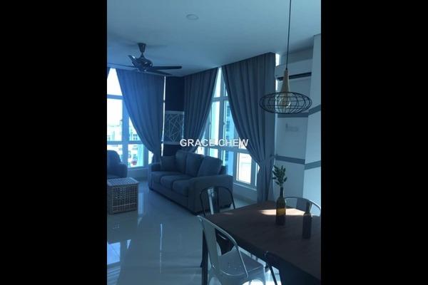 For Rent Duplex at 1Medini, Iskandar Puteri (Nusajaya) Leasehold Semi Furnished 4R/3B 3.5k